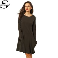 Women Elegant Dresses Latest Fashionable Round Neck Pleated Black Short Sleeve Hollow Out Flare Flippy Mid Dress Love it? http://www.avofashion.com/product/sheinside-women-elegant-dresses-2016-latest-fashionable-round-neck-pleated-black-short-sleeve-hollow-out-flare-flippy-mid-dress/ #shop #beauty #Woman's fashion #Products