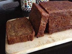 Pompoen-kruidcake. Een typische cake voor de herfst!