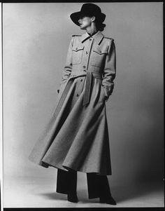 Yves Saint-Laurent A/H 1969-70.