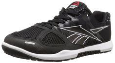 Reebok Men S R Crossfit Nano 2.0 Training Shoe Black White 7 ... f4c298cf0
