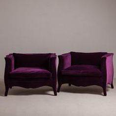 A Standard Pair of French Style Armchairs by Talisman Bespoke
