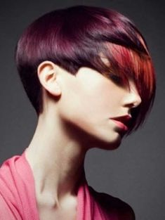 Awe Inspiring 1000 Images About Hair Crazy On Pinterest Short Hair Colors Hairstyles For Women Draintrainus