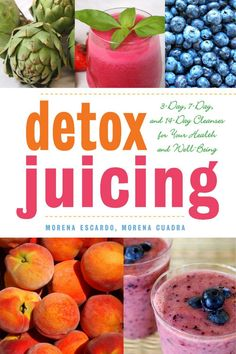 Detox Juicing, by Morena Escardó // Peru Delights