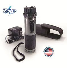 Special Offers - Zaplight Zapper Flashlight Stun Gun! 1 Million Volts! Extreme! Great Protection!! - In stock & Free Shipping. You can save more money! Check It (April 12 2016 at 12:12PM) >> http://flashlightusa.net/zaplight-zapper-flashlight-stun-gun-1-million-volts-extreme-great-protection/