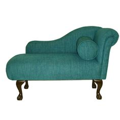 Classic small chaise from The Chaise Lounge Company | Great Gatsby design ideas | PHOTO GALLERY | Housetohome.co.uk