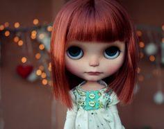 Jude Nomad Vainilladolly Custom OOAK Blythe doll par Vainilladolly