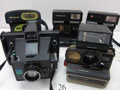 FC5-752IB ポラロイド等フィルムカメラ 5台セット ジャンク_画像1
