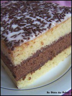 Gâteau Napolitain fait-maison