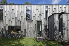 Forest House par Primus Arkitekter - Journal du Design