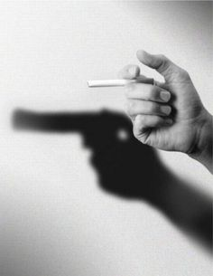Life...is serious...so is a gun, so are cigarettes, so is your health...your life is your valuable asset. Its all up to you.