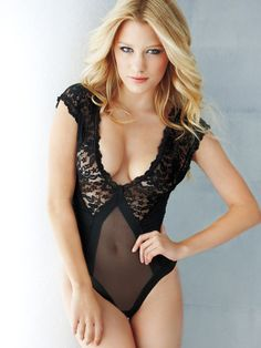 Ashley Hinshaw Lingerie 2013 | Inspirations Area