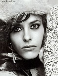 Katherine Moennig - Oh, Shane. My first female love