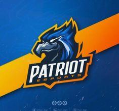 Eagle Mascot, Eagle Logo, Geometric Wolf Tattoo, Game Logo Design, Esports Logo, Sports Team Logos, Animal Symbolism, Cartoon Logo, Bird Logos