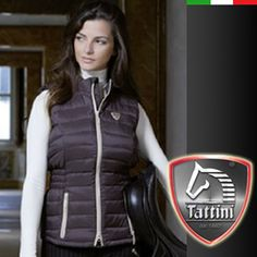 Ladies Lavaredo Down Vest  An extremely light & comfortable gilet that has minimum bulk. Available in two colours, featuring a two way main zip and zip pockets. Stylish and warm an ideal vest for all occasions