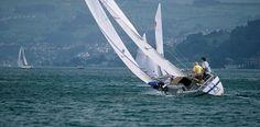 Sailing race by no.zomi, via Flickr