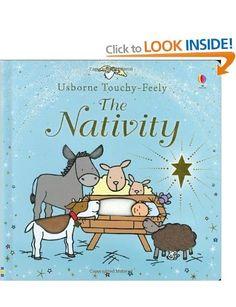 Touchy-feely Nativity