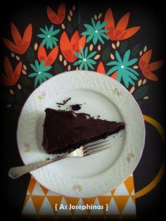 Bolo de chocolate. Receita australiana. By As Josephinas