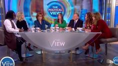 "Sarah Sanders, Mike Huckabee CLASH with ""The View"" Over Donald Trump - YouTube"