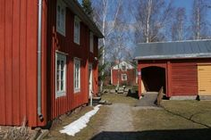 Stundars is one of the major museums of this kind in Finland and in summer