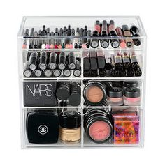 Original Beauty Box Makeup Organizers | SHOP   I really kind of NEED this, but really kind of don't want to pay this price...