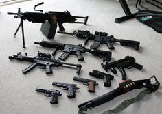 BBC:Brasil eleva exportações e é 5º em ranking de vendas de armas de pequeno porte