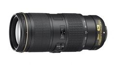 Wow, very high optical level, the best 70-200 from Nikon!