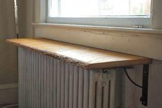 A Batonnet A Day: DIY: Radiator Shelves