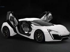 Um dos carros mais comentados no ano, o Lykan HyperSport, primeiro superesportivo árabe, terá a versão de produção apresentada no mês que vem, no Salão de Dubai, entre os dias 5 e 9. Estimado em US$ 3,4 milhões (cerca de R$ 7,5 milhões), o modelo é apontado como o mais caro do mundo. Somente 7 unidades serão feitas.