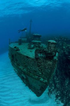 30 incredible and tragically beautiful images of the world's most haunting shipwrecks http://www.borerchiro.com #headaches #neckpain #relief