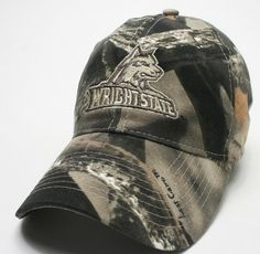 You know you want a camo Wright State hat! ;)