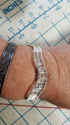 Wavey wire wrap Wire Wrapping, Rings For Men, Jewelry Making, Jewellery, Diamond, Bracelets, Bangles, Men Rings, Jewelery