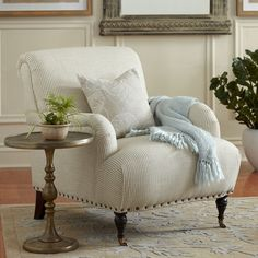 $699.  Free Shipping.  Birch Lane Shephard Arm Chair | Birch Lane