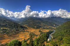 Punakha Valley | Bhutan