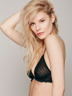6d9a1bf59b Midnight Hour Triangle Bra at Free People Clothing Boutique Comfortable Bras