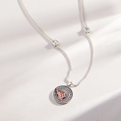 Give back to a great cause by buying our LIBERTY COPPER CARRY LIGHT™ Large Necklace! Support The Statue of Liberty - Ellis Island Foundation today!