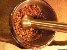 biltong coriander