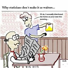 Statisticians in real life - thanks to Daniel Waisberg via Google+