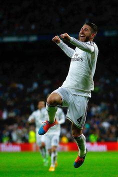 Sergio Ramos Photos: Real Madrid CF v Rayo Vallecano de Madrid - La Liga
