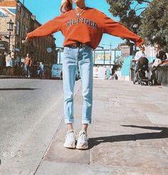 ゚: Brenda O. Mode ゚ Brenda Fashion günstigeoutfitszalando holidayoutfi Mode inspo Mode Outfits, Winter Outfits, Summer Outfits, School Outfits, Airport Outfits, Anime Outfits, Dress Summer, Look Fashion, 90s Fashion