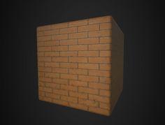 Substance Designer PBR Rectangle Tile, inho kim on ArtStation at https://www.artstation.com/artwork/substance-designer-pbr-rectangle-tile