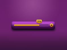 Funky Loading Bar (Free PSD)
