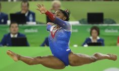 8/16/16 - Simone Biles is the first gymnast since 1984 to win 4 gold medals :)