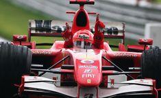 A tribute to Michael Schumacher