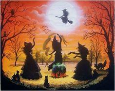Brujas.