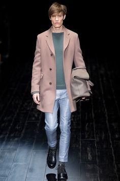 Gucci Fall 2014 Menswear