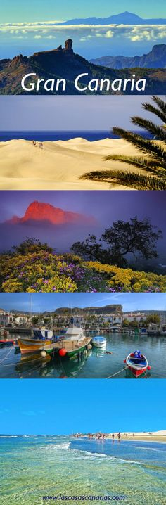 The beautiful landscapes of Gran Canaria, #CanaryIslands