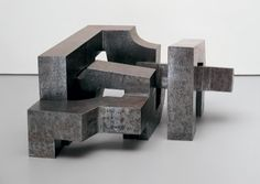 Collection Online | Eduardo Chillida. Three Irons. 1966 - Guggenheim Museum