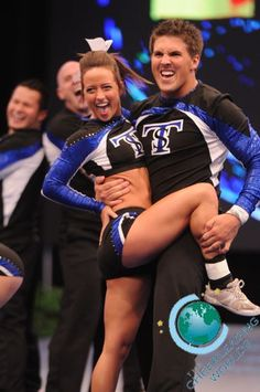 all male cheerleaders are gay