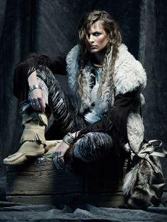 Bette Franke by Toby Knott for Vogue Spain November 2014
