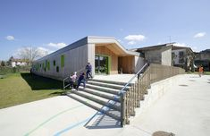 Gallery of Nursery School in Zubieta Extension / Estudio Urgari - 1